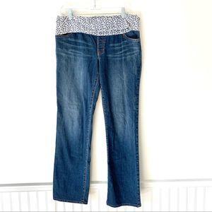 Gap Maternity Stretch Denim Jeans size 12